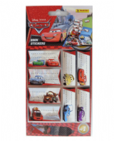 Disney Cars Stickers (Code 3677)